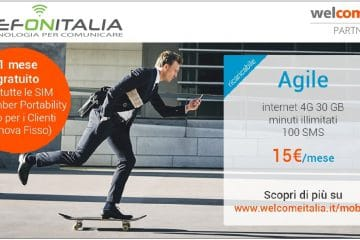 Welcome Italia Mobile