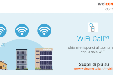 Wi-Fi call Welcome Italia